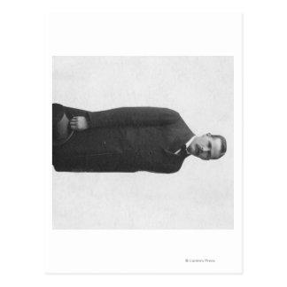 "Harry Longabaugh ""Sundance Kid"" Portrait Postcard"