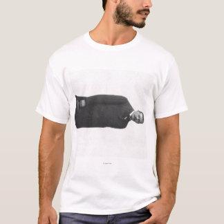 "Harry Longabaugh ""Sundance Kid"" Portrait T-Shirt"