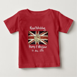 Harry & Meghan Royal Wedding Maternity T-Shirt