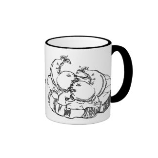 Harry & Molly Coffee Mugs