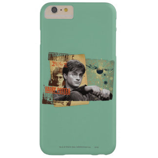 Harry Potter 13 Barely There iPhone 6 Plus Case