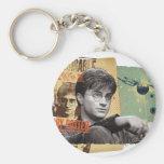 Harry Potter 13 Basic Round Button Key Ring
