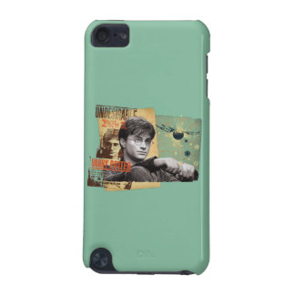 Harry Potter 13 iPod Touch (5th Generation) Case
