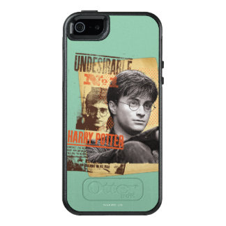 Harry Potter 13 OtterBox iPhone 5/5s/SE Case