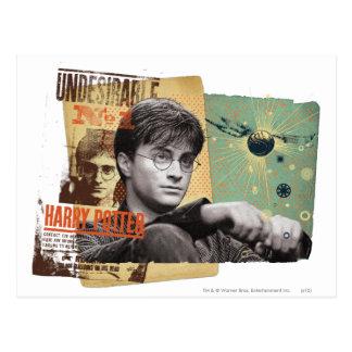 Harry Potter 13 Postcard