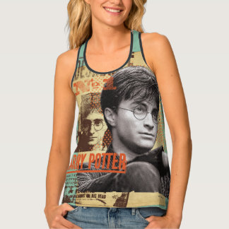 Harry Potter 13 Tank Top