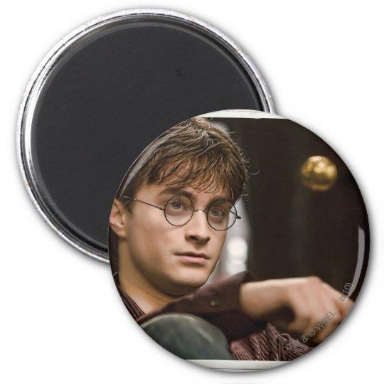 Harry Potter 17 6 Cm Round Magnet