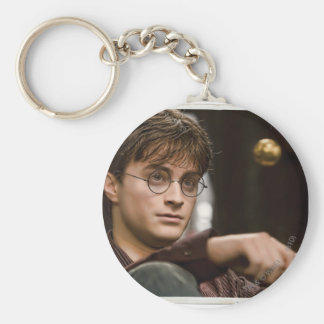 Harry Potter 17 Basic Round Button Key Ring