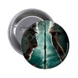 Harry Potter 7 Part 2 - Harry vs. Voldemort 6 Cm Round Badge