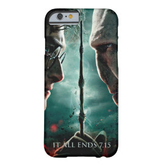 Harry Potter 7 Part 2 - Harry vs. Voldemort Barely There iPhone 6 Case