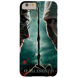 Harry Potter 7 Part 2 - Harry vs. Voldemort Barely There iPhone 6 Plus Case