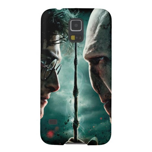 Harry Potter 7 Part 2 - Harry vs. Voldemort Galaxy S5 Case