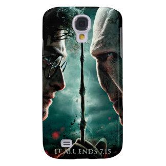 Harry Potter 7 Part 2 - Harry vs. Voldemort Galaxy S4 Case