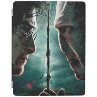 Harry Potter 7 Part 2 - Harry vs. Voldemort iPad Cover