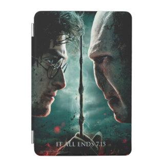 Harry Potter 7 Part 2 - Harry vs. Voldemort iPad Mini Cover