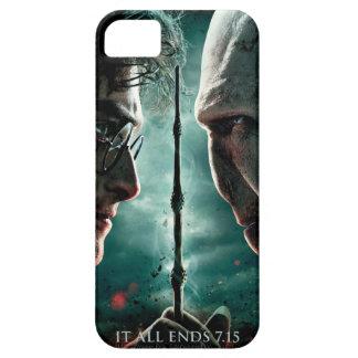 Harry Potter 7 Part 2 - Harry vs. Voldemort iPhone 5 Cover