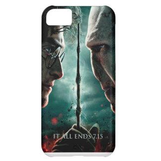 Harry Potter 7 Part 2 - Harry vs. Voldemort iPhone 5C Case