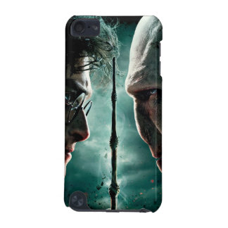 Harry Potter 7 Part 2 - Harry vs. Voldemort iPod Touch 5G Covers