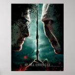 Harry Potter 7 Part 2 - Harry vs. Voldemort Poster