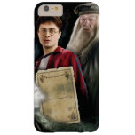 Harry Potter and Dumbledore Barely There iPhone 6 Plus Case