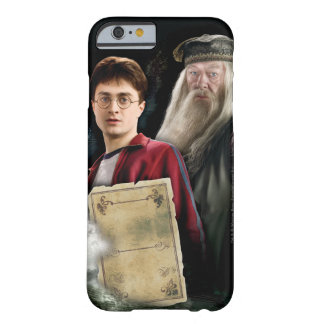 Harry Potter and Dumbledore Barely There iPhone 6 Case