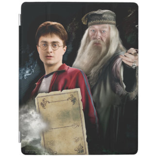 Harry Potter and Dumbledore iPad Cover