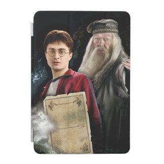 Harry Potter and Dumbledore iPad Mini Cover