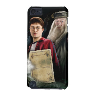 Harry Potter and Dumbledore iPod Touch (5th Generation) Cases