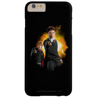 Harry Potter and Ron Weasely Barely There iPhone 6 Plus Case