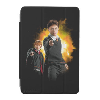 Harry Potter and Ron Weasely iPad Mini Cover