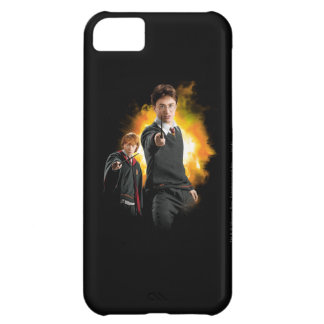 Harry Potter and Ron Weasely iPhone 5C Case