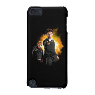 Harry Potter and Ron Weasely iPod Touch 5G Covers