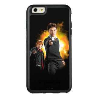Harry Potter and Ron Weasely OtterBox iPhone 6/6s Plus Case