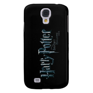 Harry Potter and the Deathly Hallows Logo 1 2 Galaxy S4 Case