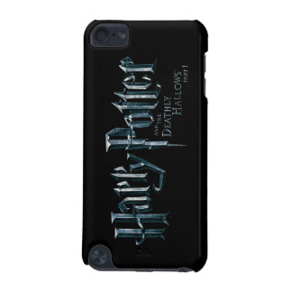 Harry Potter and the Deathly Hallows Logo 1 2 iPod Touch (5th Generation) Covers