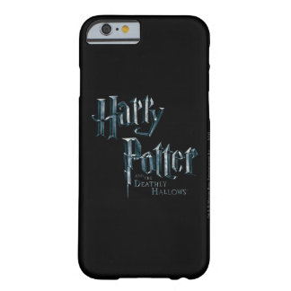 Harry Potter and the Deathly Hallows Logo 1 Barely There iPhone 6 Case