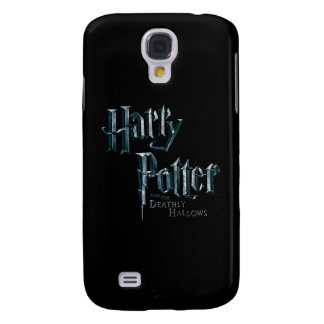 Harry Potter and the Deathly Hallows Logo 1 Galaxy S4 Case