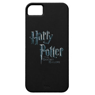 Harry Potter and the Deathly Hallows Logo 1 iPhone 5 Covers