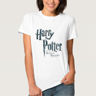 Harry Potter and the Deathly Hallows Logo 1 T-shirts