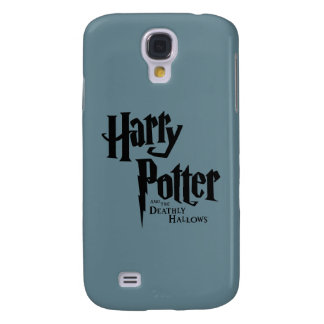 Harry Potter and the Deathly Hallows Logo 2 Galaxy S4 Case