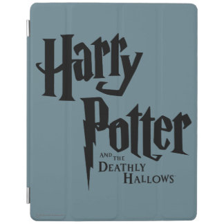 Harry Potter and the Deathly Hallows Logo 2 iPad Cover