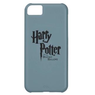 Harry Potter and the Deathly Hallows Logo 2 iPhone 5C Case