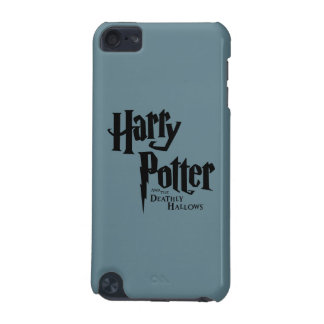 Harry Potter and the Deathly Hallows Logo 2 iPod Touch (5th Generation) Covers