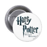 Harry Potter and the Deathly Hallows Logo 3 6 Cm Round Badge