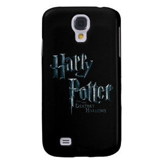 Harry Potter and the Deathly Hallows Logo 3 Galaxy S4 Case