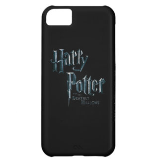 Harry Potter and the Deathly Hallows Logo 3 iPhone 5C Case