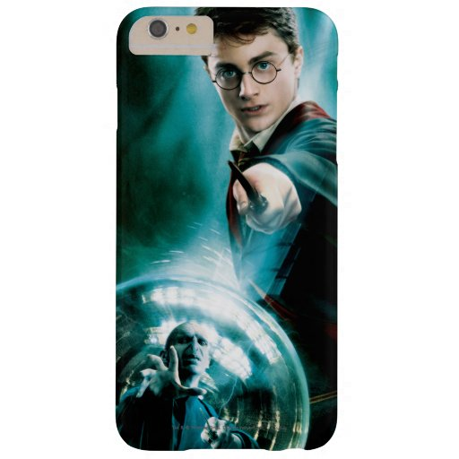 Harry Potter and Voldemort Only One Can Survive Barely There iPhone 6 Plus Case