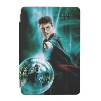 Harry Potter and Voldemort Only One Can Survive iPad Mini Cover