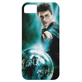Harry Potter and Voldemort Only One Can Survive iPhone 5 Cases