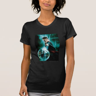 Harry Potter and Voldemort Only One Can Survive T Shirts